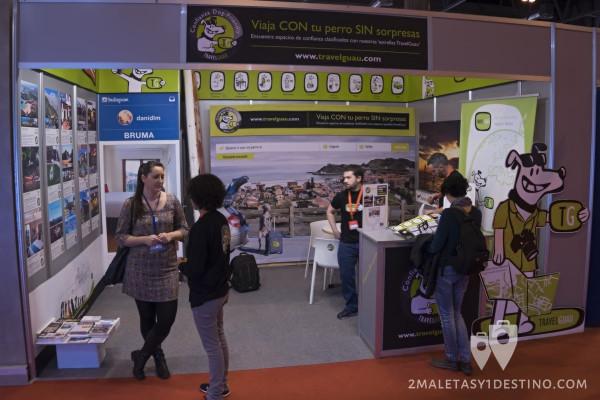 Stand de Travelguau en FITUR 2016