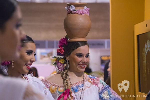 Traje tradicional de Paraguay