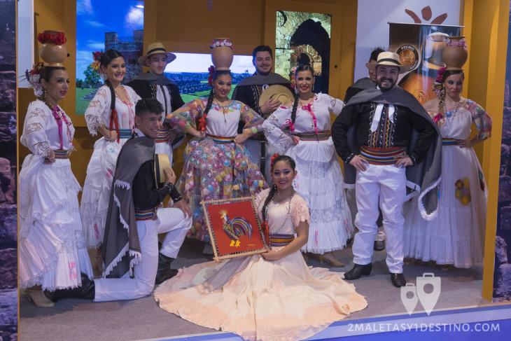 Trajes tradicionales de Paraguay