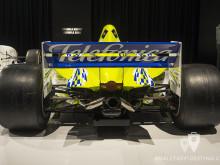 Trasera del Lola B99-50 Formula 3000