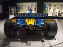 Trasera del Renault R25