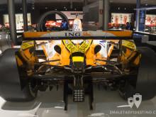Trasera del Renault R28