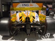 Trasera del Renault R29