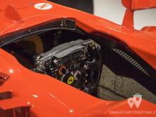 Volante del Ferrari F138