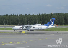 ATR 72 (OH-ATG) Finncomm Airlines