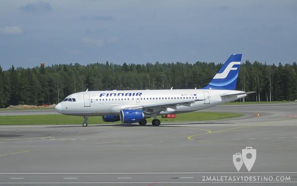 Airbus A319-100 (OH-LVL) Finnair