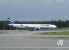 Airbus A330-300 (OH-LTM) Finnair