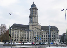 Altes Stadthaus (Antiguo Ayuntamiento) Berlin