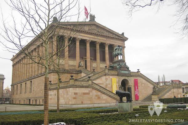 Antigua Galería Nacional de Berlín (Alte Nationalgalerie)