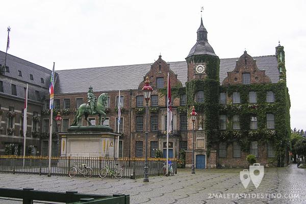 Antiguo Ayuntamiento de Düsseldorf