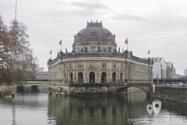 Bode-Museum en la Isla de los Museos (Berlín)