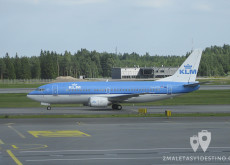 Boeing 737-300 (PH-BTD) KLM