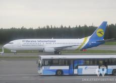 Boeing 737-400 (UR-GAP) Ukraine International Airlines