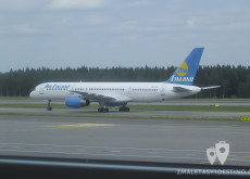 Boeing 757-200 (OH-AFK) Air Finland