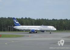 Boeing 757-200 (OH-LBX) Finnair