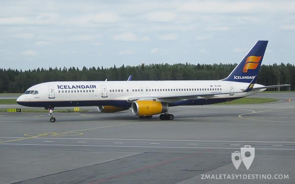 Boeing 757-200 (TF-FIP) Icelandair