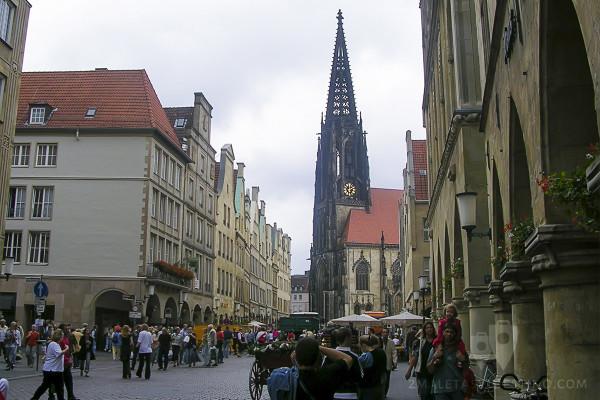 Calle principal de Munster