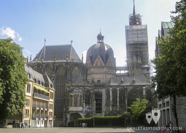Catedral de Aachen (Aquisgrán)