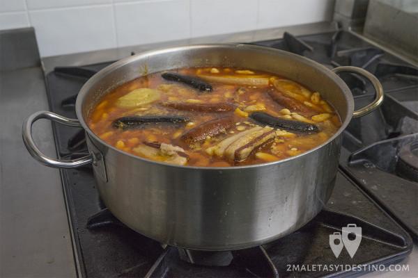#CocidoDay - Fabada asturiana en su punto