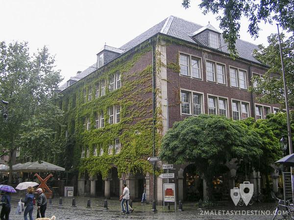 Edificio en Düsseldorf