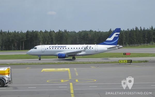 Embraer ERJ-170 (OH-LEE) Finnair
