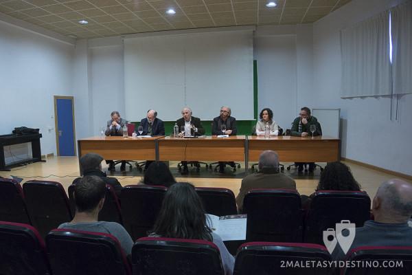 I Jornadas del Queso de Cabrales - Mesa Redonda