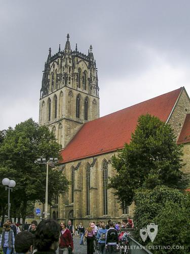 Iglesia en Munster