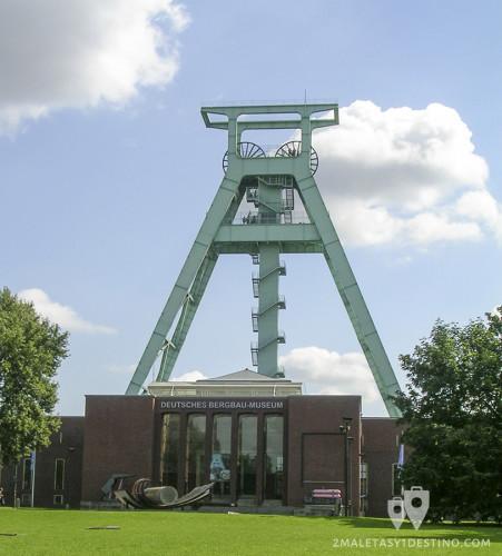 Museo de la Minería en Bochum
