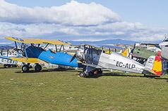 Colección de aviones de la Fundación Infante de Orleans