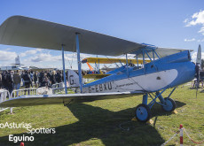 De Havilland DH-60X Moth (G-EBXU) 1925