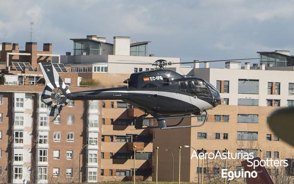 Eurocopter EC-120B Colibri (EC-IFQ)