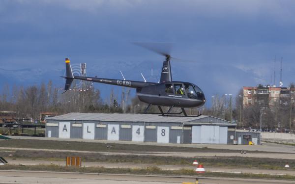 Robinson R44 Raven II (EC-KXG) Ibercopter
