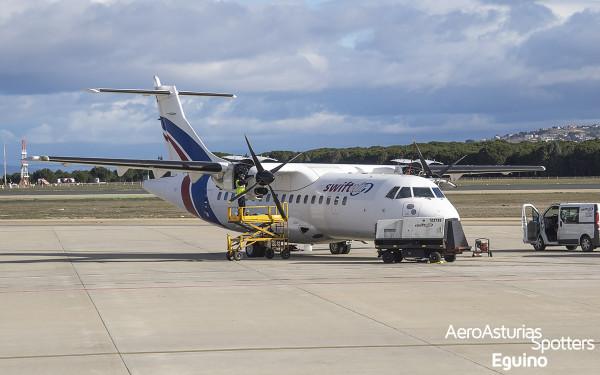 ATR 42-300(F) (EC-IVP) Swiftair
