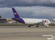 Airbus A300-B4-622RF (N724FD) FedEx
