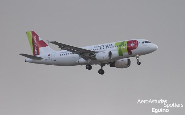 Airbus A319-111 (CS-TTH) TAP Portugal