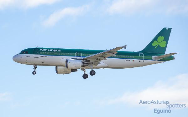 Airbus A320-214 (EI-CVC) Aer Lingus