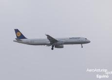 Airbus A321-131 (D-AIRX) Lufthansa