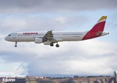 Airbus A321-211 (EC-IJN) Iberia