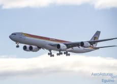 Airbus A340-642 (EC-JLE) Iberia 2