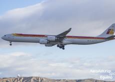Airbus A340-642 (EC-JLE) Iberia