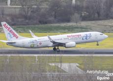 Boeing 737-85P (EC-JAP) Air Europa