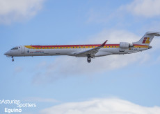 Bombardier CRJ-1000ER (EC-LPG) Air Nostrum