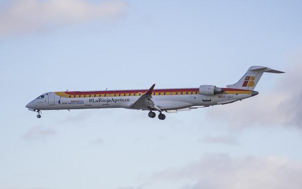 Canadair CRJ-1000 (EC-LOJ) Air Nostrum