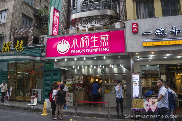 Restaurante Yang's Dumpling