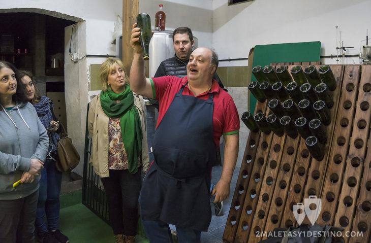 Sidra Panizales - Sidra brut método champenoise