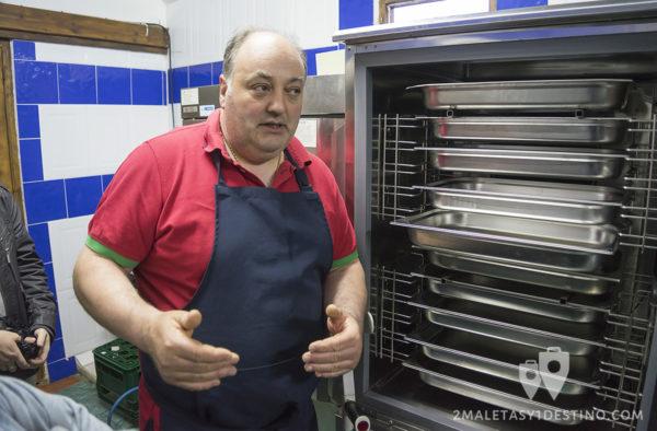 Sidra Panizales - Sidra de hielo elaboración