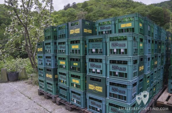 Sidra Panizales - Sidra natural cajas
