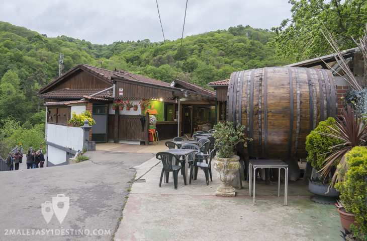 Sidra Panizales - Sidrería restaurante