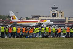 VII Spotters Day Aeropuerto Madrid Barajas
