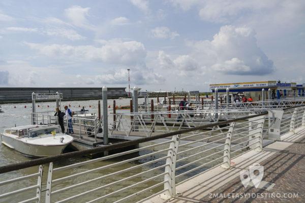 Estación Marítima Aeropuerto de Venecia